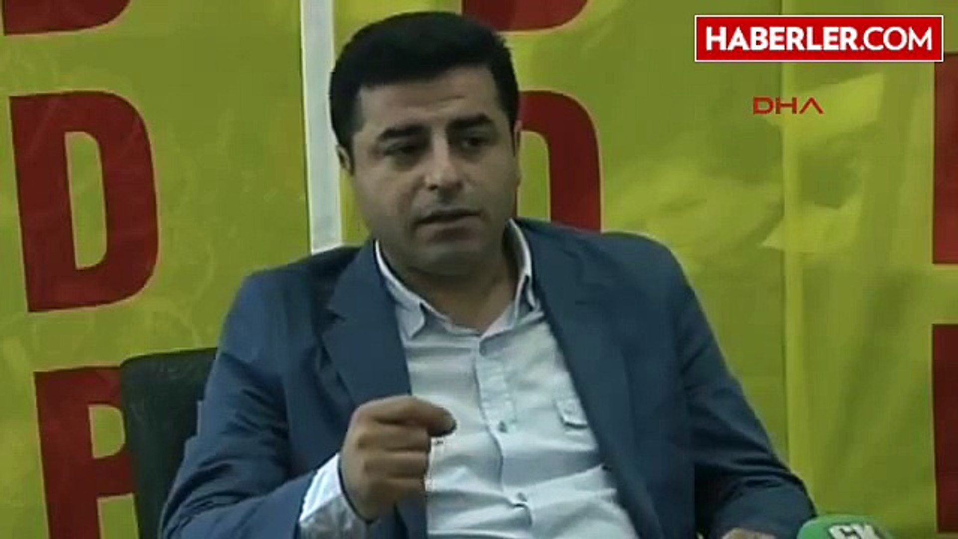 Arşiv Diyarbakır Selehattin Demirtaş'ın Gezi Parkıyla İlgili Değerlendirmeleri'nin Arşiv G