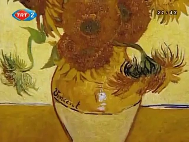 Tuvaldeki Başyapıt: Vincent van Gogh / Bir Vazado On Beş Çiçek