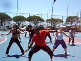 Hip Hop Fitness From Wil Dance Fit Ciara Get Up (Club Zumba)