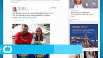 People Named Burger and King are Marrying in Whooper of a Wedding