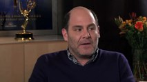 Matthew Weiner on his work ethic and public misconceptions about him - EMMYTVLEGENDS