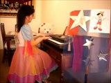 Tema do Filme Pinóquio * When You Wish Upon a Star * Piano Solo/Instrumental * Lyrics/Letra/Tradução