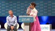Le discours de Yeonmi Park sur la Corée du Nord