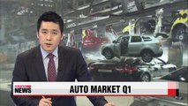 Q1 car exports dropped, while domestic sales rose