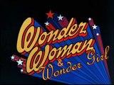 Wonder Woman & Wonder Girl