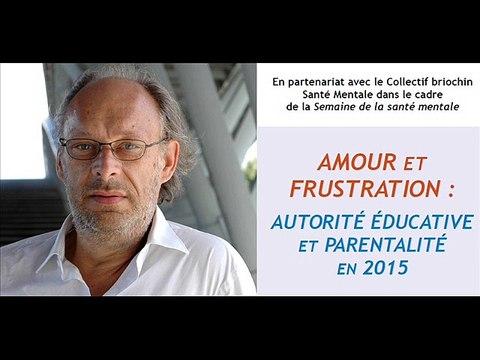 Conférence de Didier Pleux