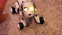 Zoomer The Interactive Robotic Pet. Hands-On Review of The Zoomer Dog From Spin Master