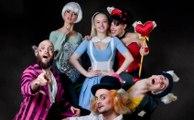 Alice, la comédie musicale - Vingtième Théâtre - Avril 2015
