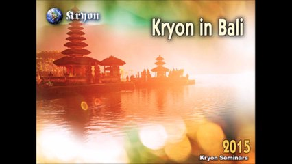 """""""The OLD SOUL"""" - Kryon Channelling March 29, 2015 Bali - Indonesia"""