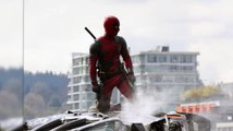 Ryan Reynolds Suits Up To Film Deadpool in Vancouver