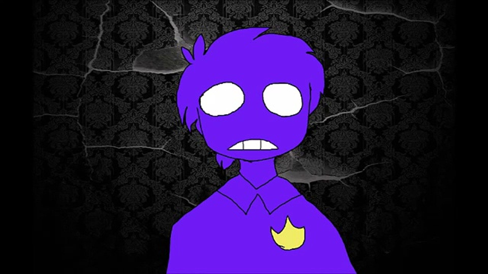 Purple Guy Is Spring Trap Animtion Five Nights At Freddys