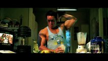 PAIN & GAIN - BEEFING UP FEATURETTE - Mark Wahlberg, Dwayne The Rock Johnson - Entertainment Movies Film Bodybuilding Muscle Fitness