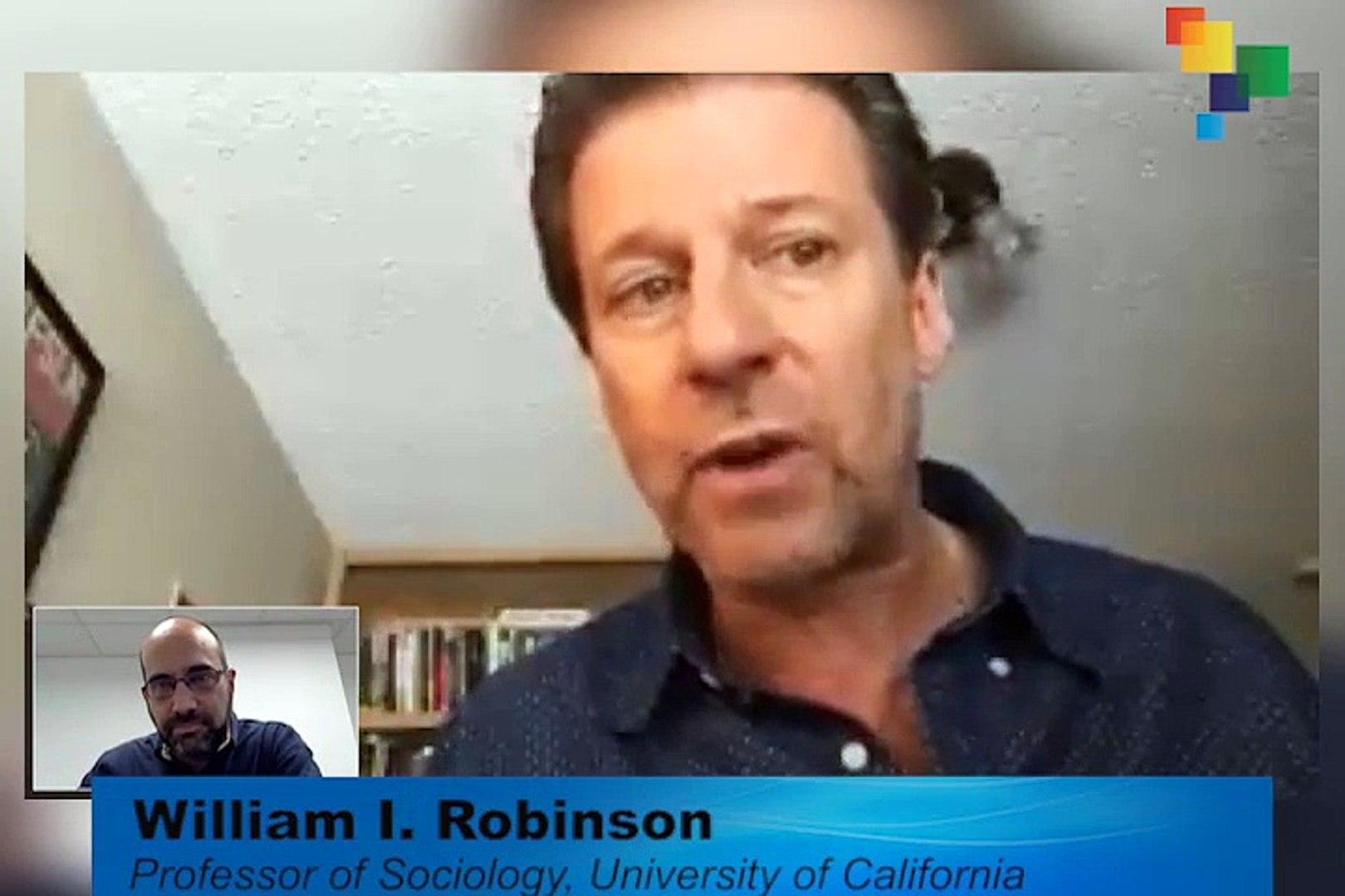 William I. Robinson Robinson Interview