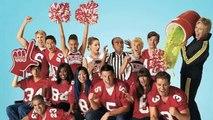 Before they were Glee stars...
