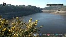 Bretagne : un lac artificiel entièrement vidé