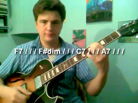 Jazz Guitar: Two Blues Scales? – Jazz Guitar Lesson