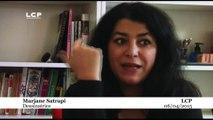 Marjane Satrapi : «L'estime que j'avais pour la BD a changé»