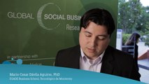 """Mario Dávila Aguirre, EGADE Business School - Reseacher of the """"empowering people. Network"""""""