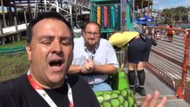 Sea Serpent POV XTREME Roller Coaster OMG CRAZY!!! Fun Spot America Orlando, FL