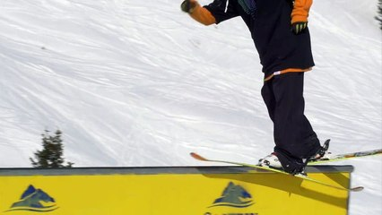 Snowpark Gastein: Freeski Spring Session - March 2015