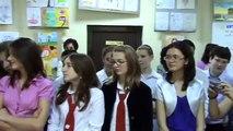 """Curs Festiv 2009, Şcoala """"Elena Cuza"""" Iaşi"""
