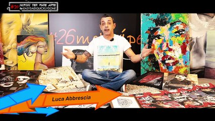 26 MOTIVI PER FARE ARTE - Alessandro Serra