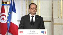 """François Hollande sur la mort de Jean Germain: """"Un grand élu vient de disparaître"""""""