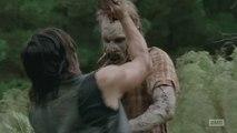 The Walking Dead Saison 5 : Compilation des morts