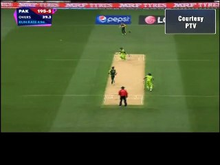 Misbah's 50 against South Africa