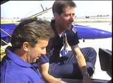 "Tim Allen ""Flight Improvement"" with the Blue Angels"