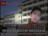 Fatih Endüstri Meslek Lisesi - Meslek Altın Bileziktir