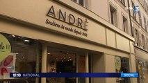 Groupe Vivarte : les syndicats redoutent la fermeture de centaines de boutiques
