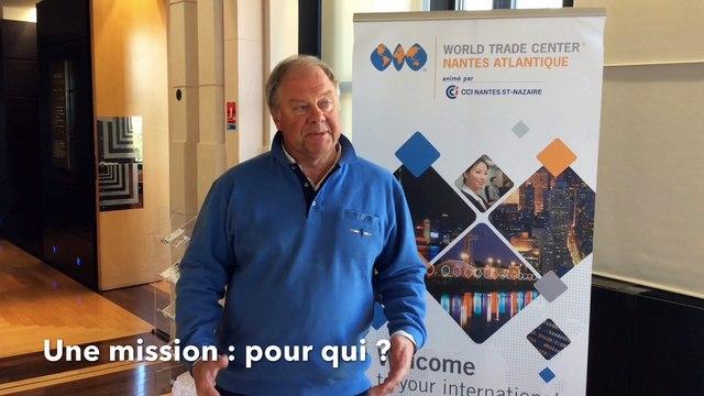 Interview de Benoit Van Ossel : retour sur la mission New York (mars 2015)