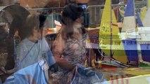 sous marin jaune Club Modélisme Stéphanois et permis bateau 2007 ARGELES SUR MER