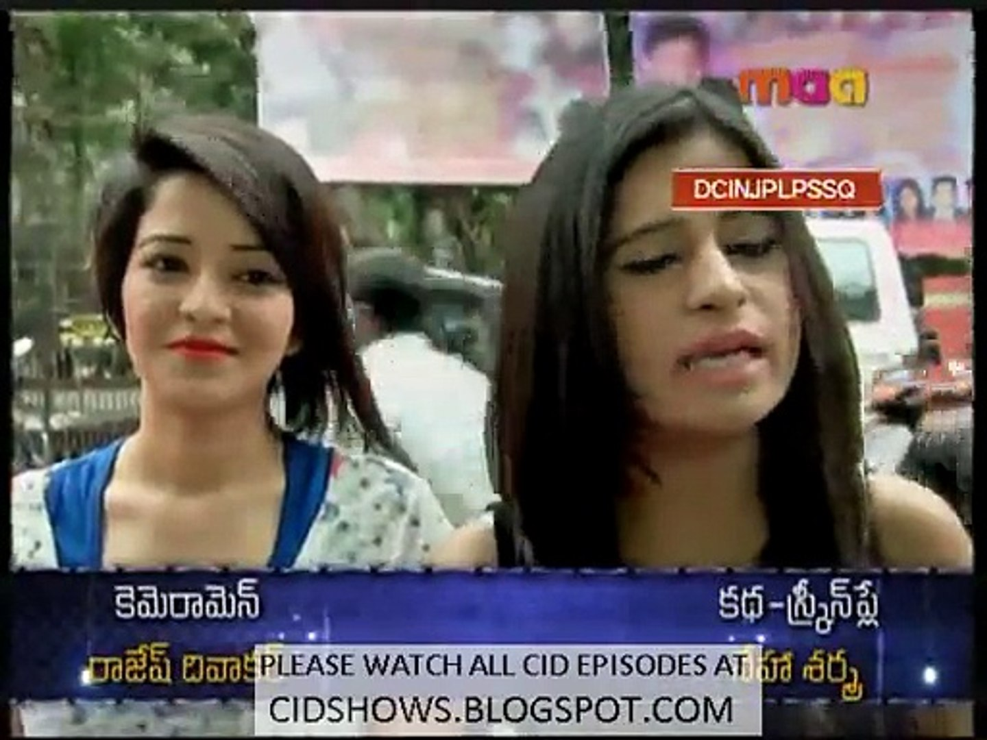 CID (Telugu) Episode 871 (6th - April - 2015)