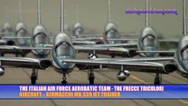 FRECCE TRICOLORI 2012 DISPLAY - WADDINGTON AIRSHOW (airshowvision)