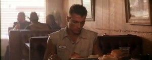 JEAN CLAUDE VAN DAMME - UNIVERSAL SOLDIER BAR FIGHT SCENE - Movies Fitness Bodybuilding Martial Arts