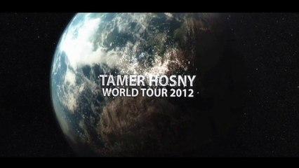 Tamer Hosny world tour 2012 smile