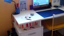 Eclairage automatique : Incroyables Expériences [61] Détecteur de passage / automatic light / DIY