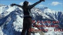 Séjour à Pelvoux-Ecrins (Hautes-Alpes)