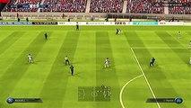 FIFA 15 : Amical PSG vs OM (XBOX 360) 480p