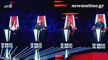 newsontime.gr - The Voice 2 «Blind Auditions»  Η έναρξη του όγδοου επεισοδίου.