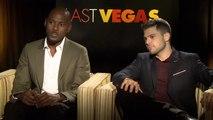 Last Vegas - Interview Jerry Ferrara et Romany Malco VO