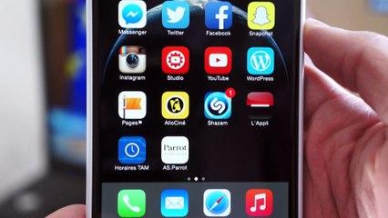 iPhone 6 Plus : 16Go c'est (presque) bien !