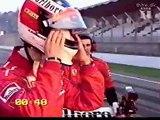 Fiat Bravo vs Ferrari 550 Maranello vs Ferrari F1