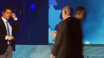 WHERE ARE YOU FROM? FROM ISRAEL!! PM Benjamin Netanyahu at the 2012 Taglit Mega-Event .wmv