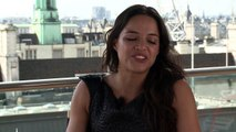 Fast & Furious 6 - Fan Questions, Fast Answers  Michelle Rodriguez on Returning to the Franchise