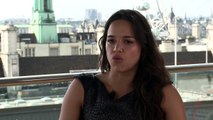 Fast & Furious 6  Fan Questions, Fast Answers  Michelle Rodriguez on who would win in a fight