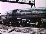 """T1"" 4-4-4-4 Duplex Steam Locomotives - 1940's Pennsylvania Railroad Steam Trains - Ella73TV"