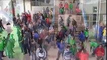 Le Flashmob de l'Ecole Centrale Marseille